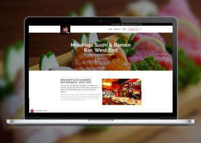 MisoHapi Sushi & Ramen Bar